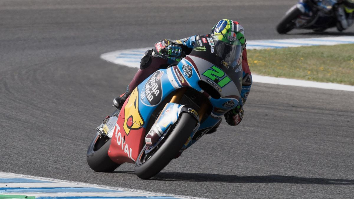 Franco Morbidelli (Kalex VDS) - Moto2 - GP of Spain 2017