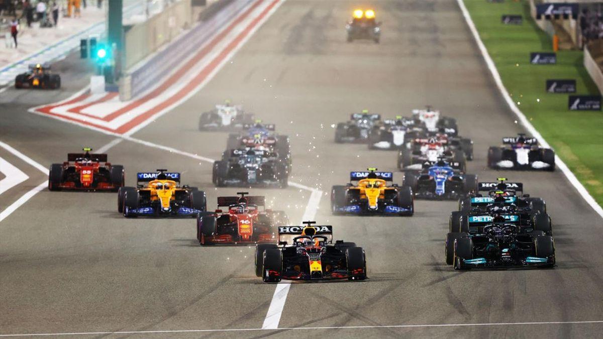 Fórmula 1, Bahrein