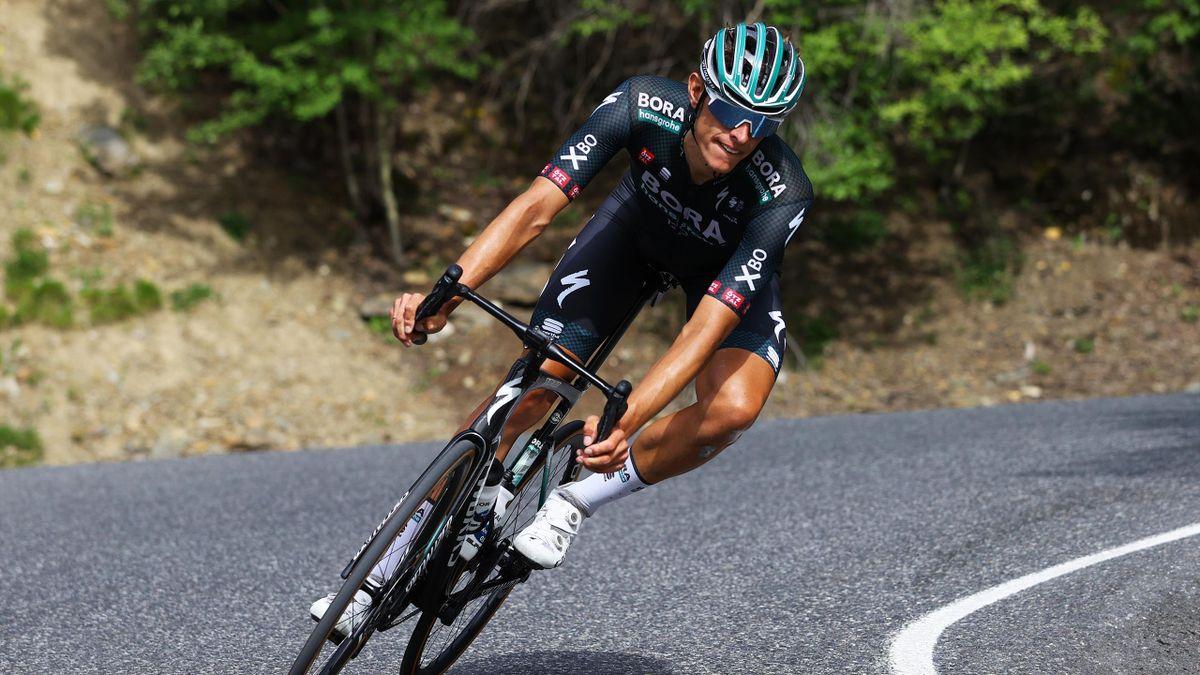 Nils Politt bei der Tour de France