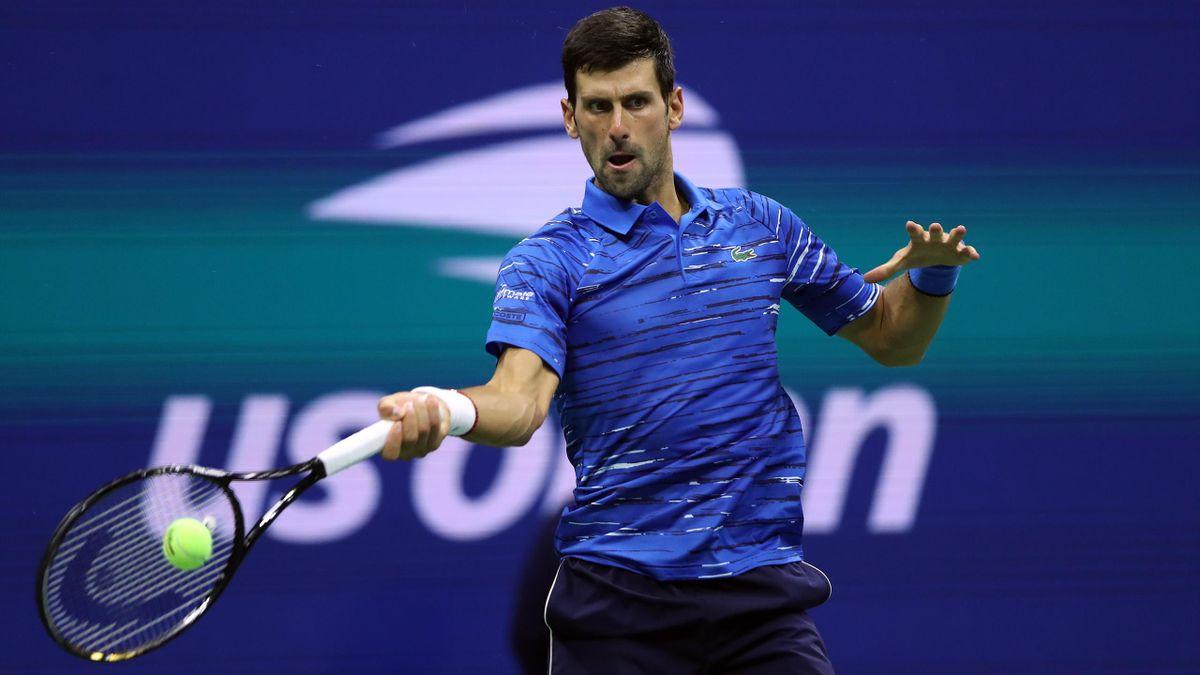 Novak Djokovic a ajuns la New York, unde va participa la US Open