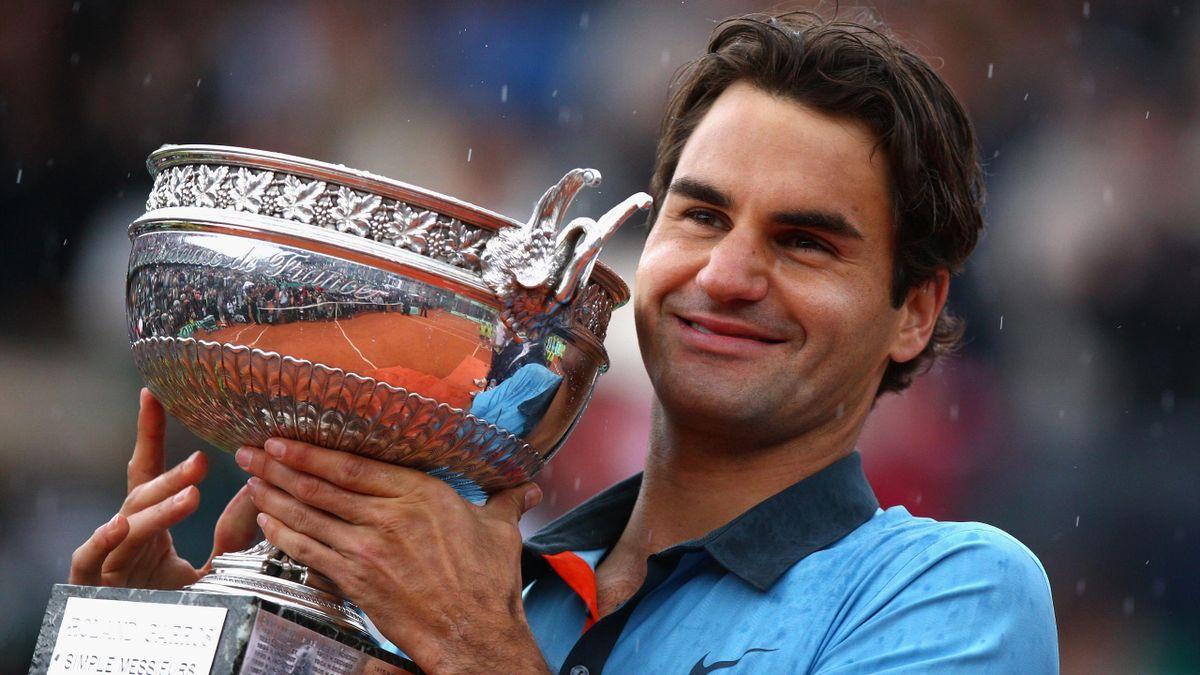 Roger Federer și singurul titlu cucerit la Roland Garros