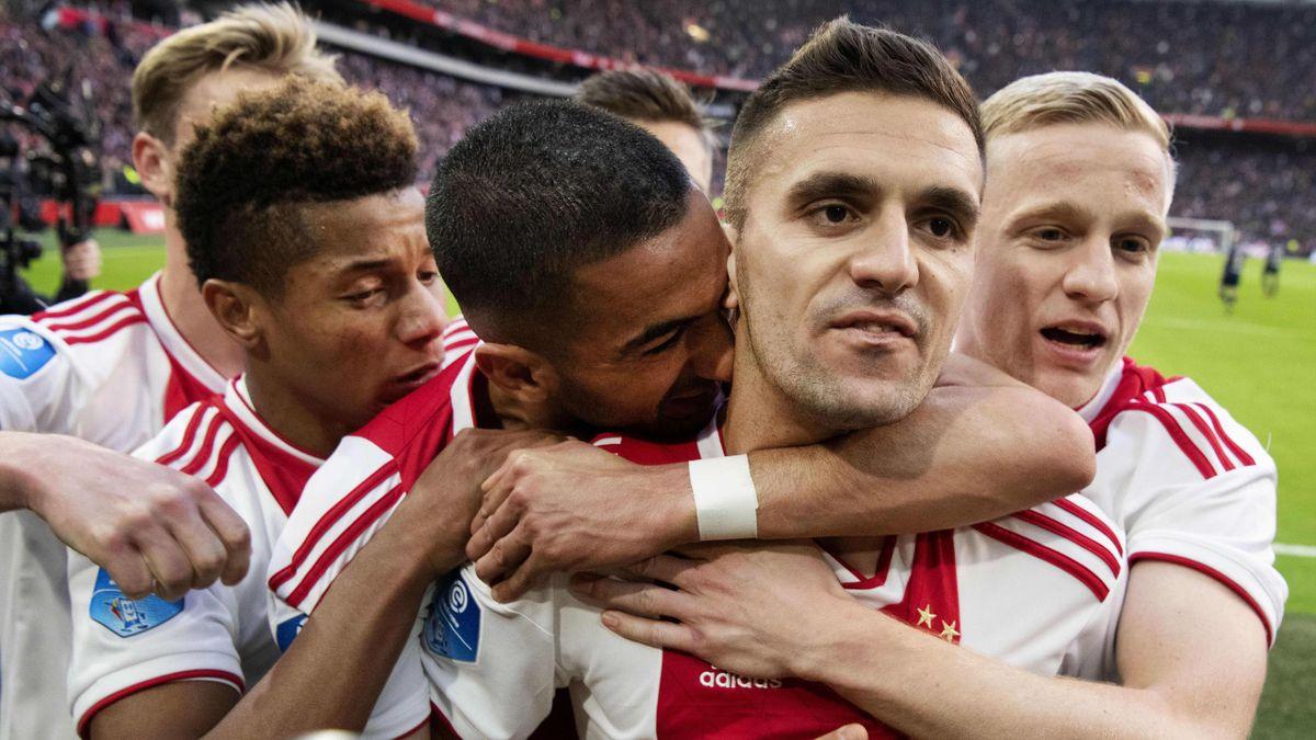 Dusan Tadic, Ajax - PSV,  31 martie 2019