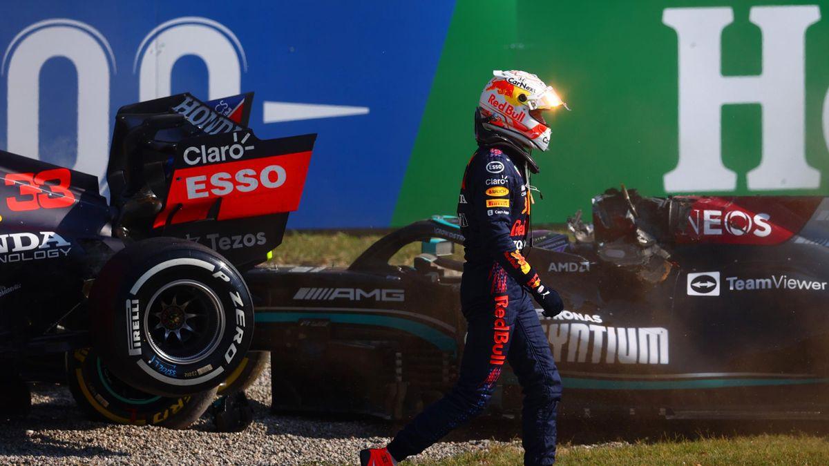 Max Verstappen (Red Bull) au Grand Prix d'Italie 2021