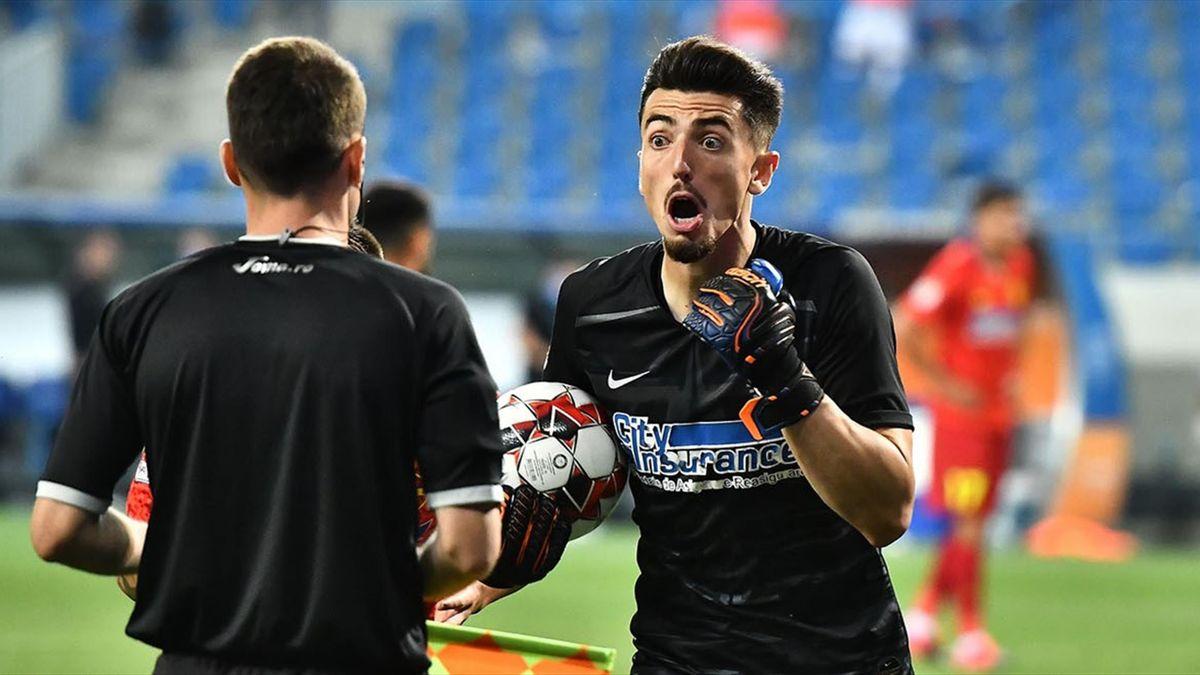 Prezenţa lui Andrei Vlad în semifinalele Cupei a născut polemici