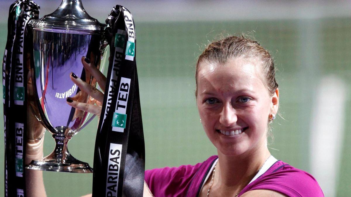 2011-10-30 WTA Championships Istanbul Petra Kvitova