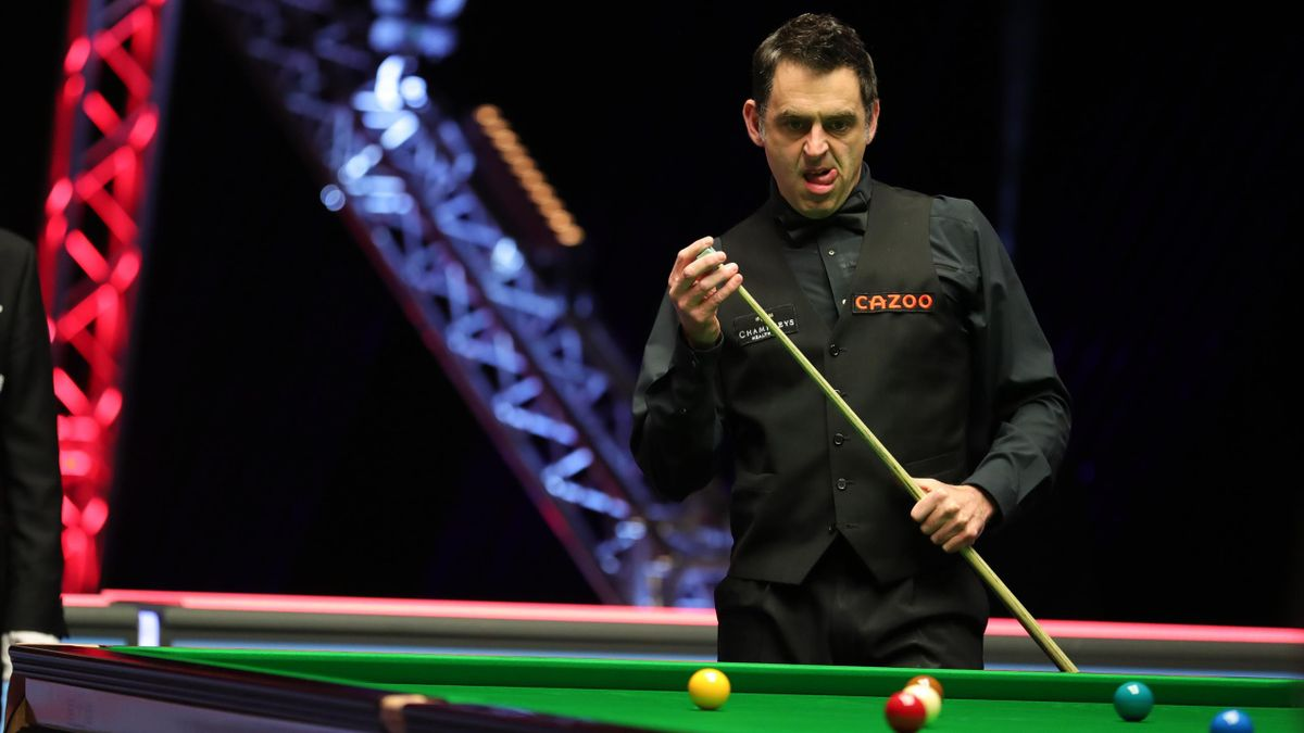 Ronnie O'Sullivan in the Players Championship