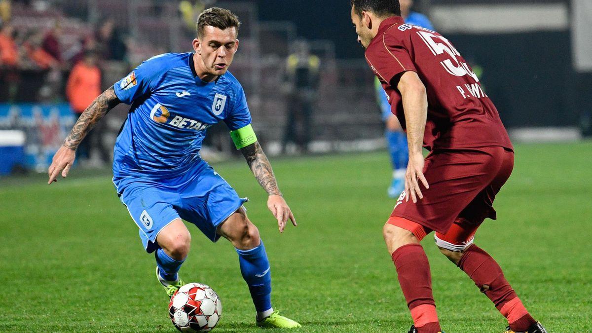 Universitatea Craiova și CFR Cluj sunt marile favorite la câștigarea noului sezon din Liga 1