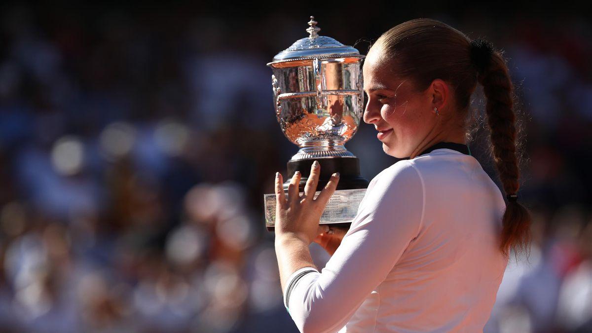 Jelena Ostapenko - Roland-Garros 2017