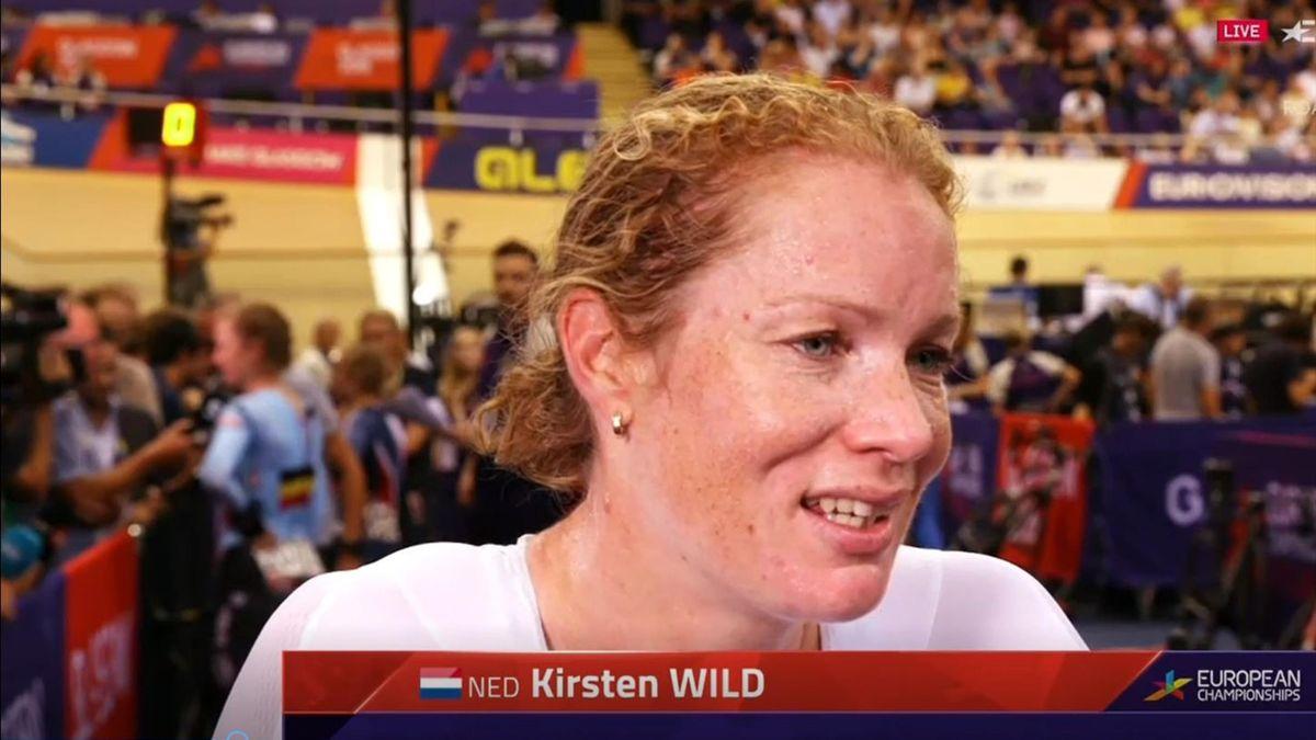 Kirsten Wild interview