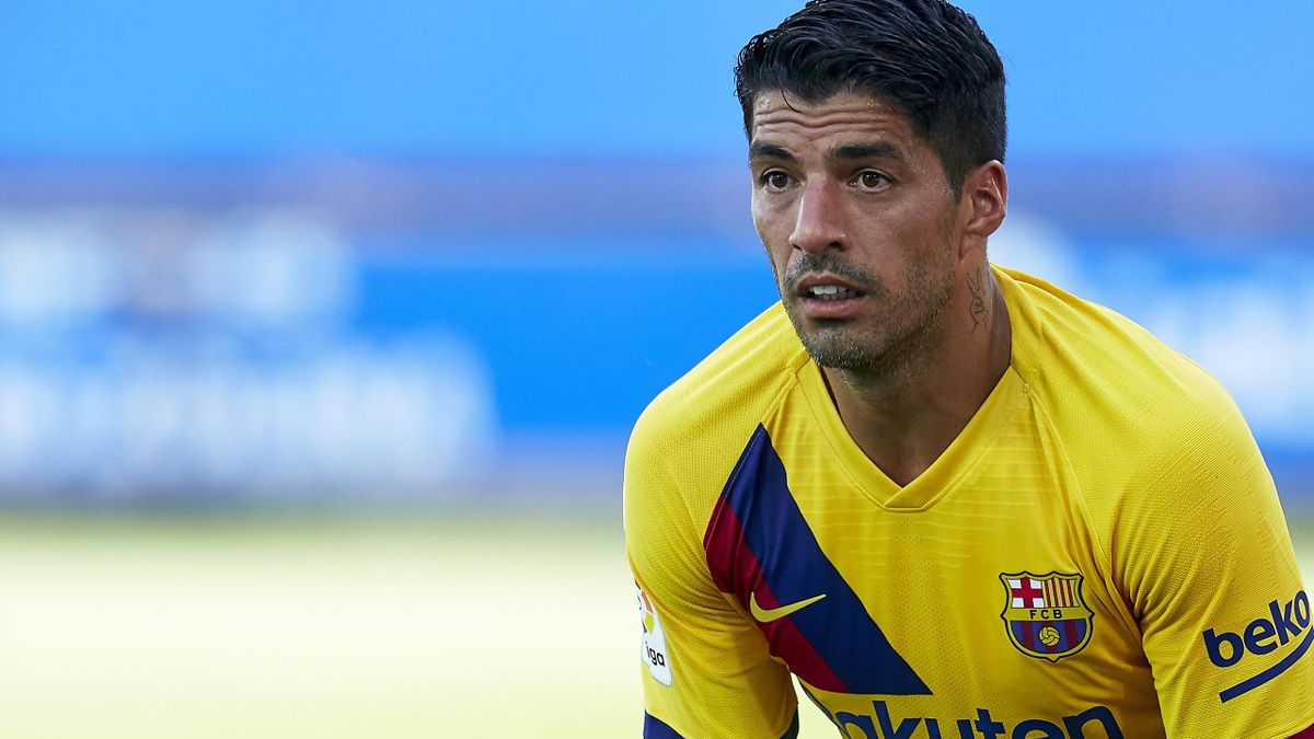 Football News Luis Suarez Agrees Terms On Free Transfer To Juventus From Barcelona Eurosport