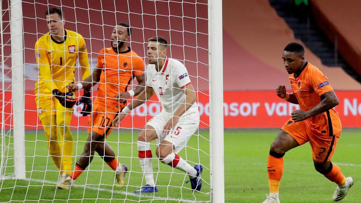 Niederlande Polen Fussball