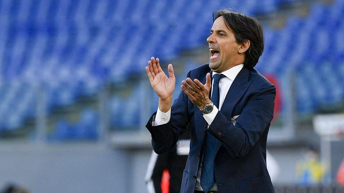 Lazio-Trainer Simone Inzaghi lobte den FC Bayern München
