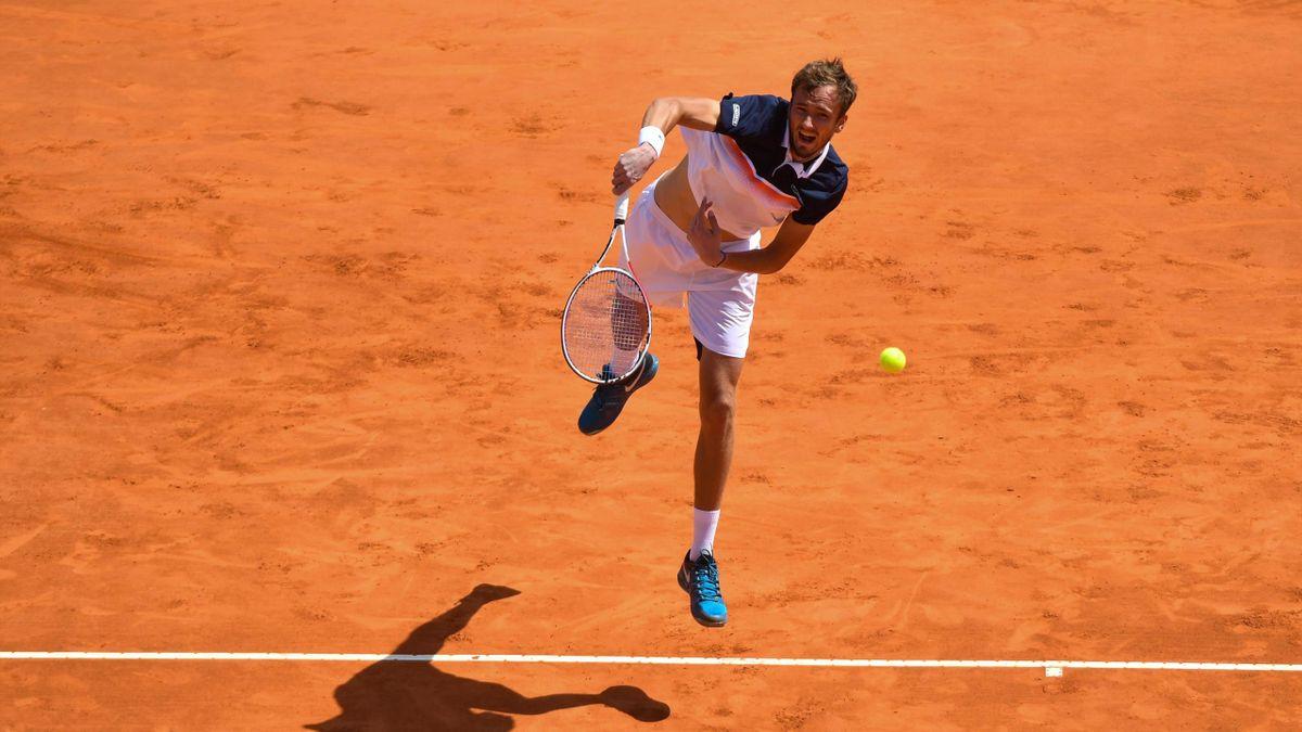 Daniil Medvedev 2019-ben elődöntős volt Monte-Carlóban.