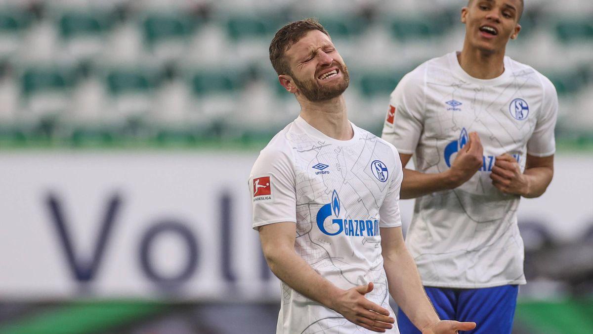 Shkodran Mustafi vom FC Schalke 04