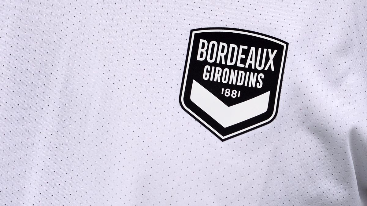 Le logo des Girondins de Bordeaux en 2020