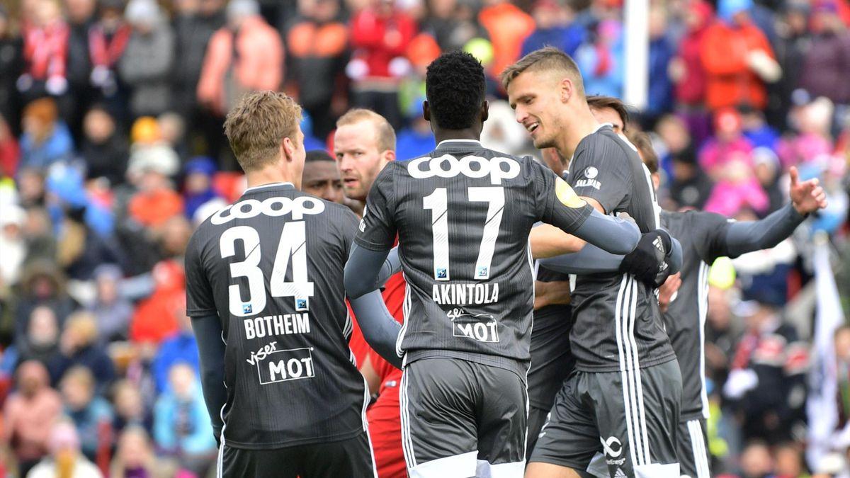Rosenborg slo Rørvik