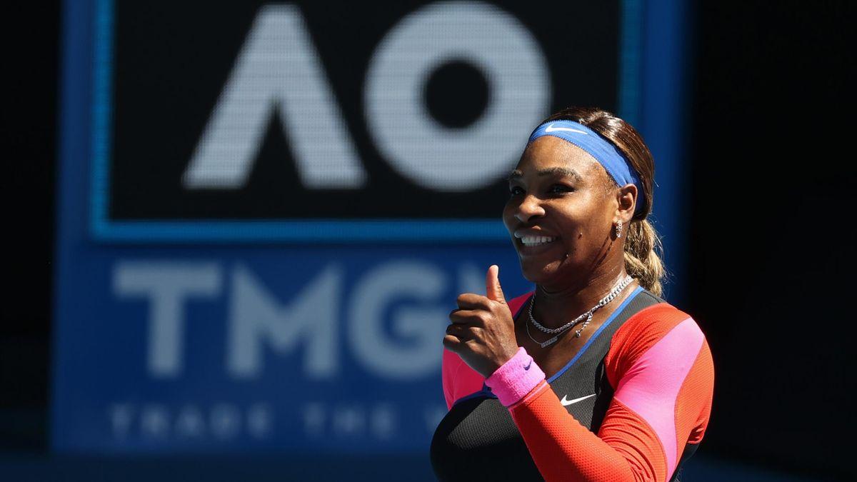 Серена Уильямс, Australian Open-2021