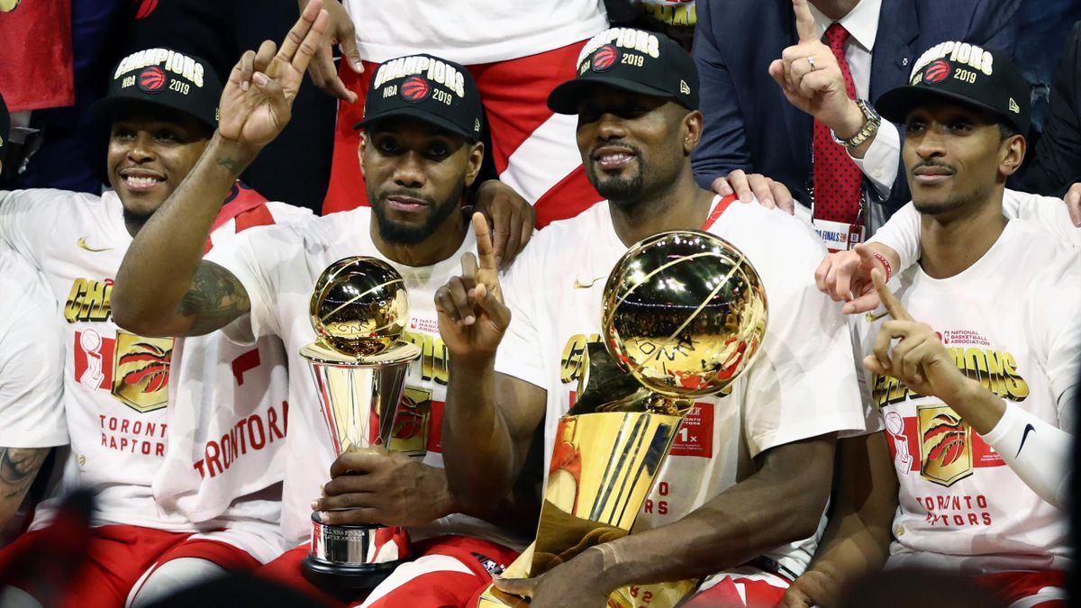 Toronto Raptors - NBA champions 2019