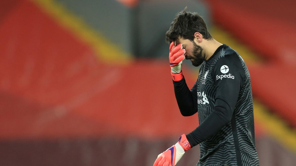 Alisson kicked the title away, and Foden picked it up - The Warm-Up