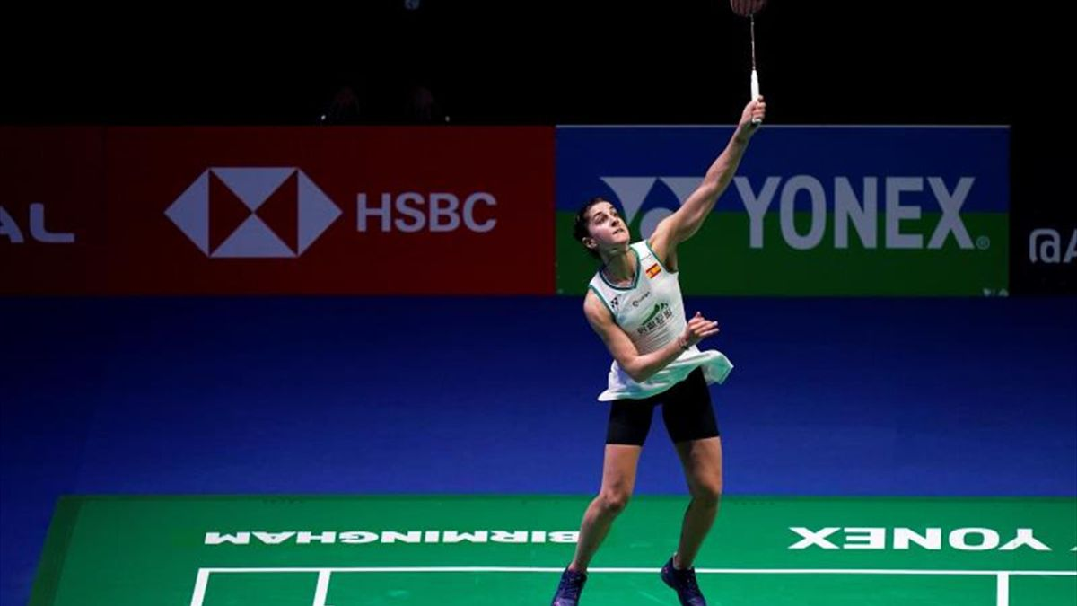 Carolina Marin All England