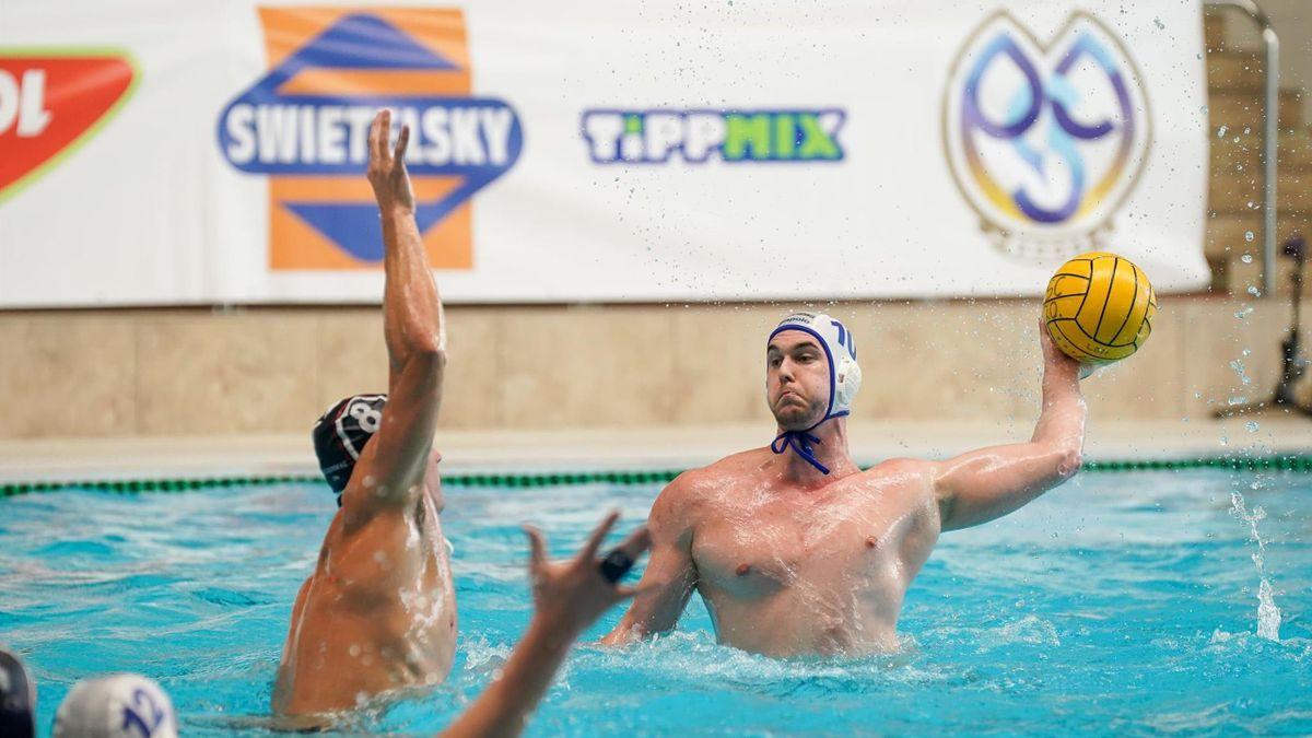 Burián Gergő két lövésből két gólt szerzett  - Fotó: Madar Dávid/OSC