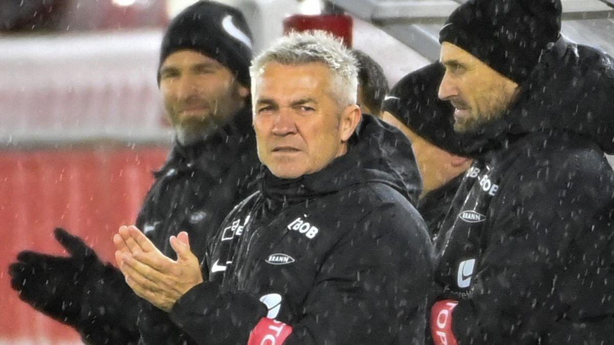Kåre Ingebrigtsen og Eirik Horneland