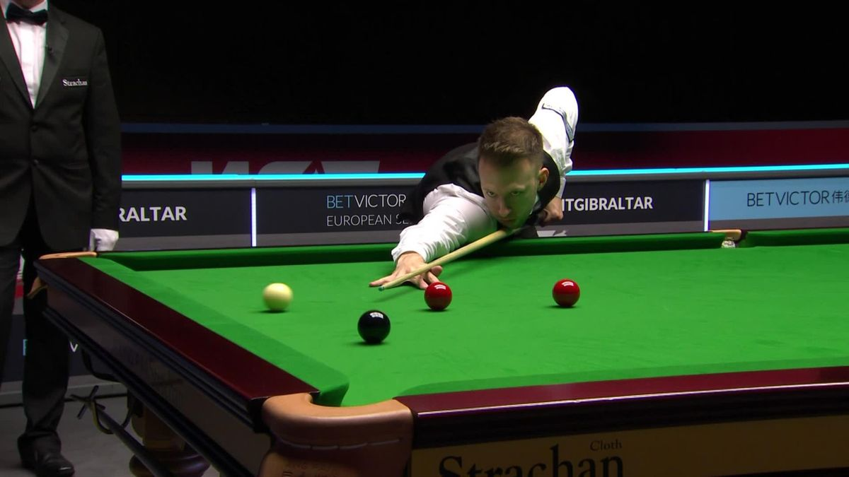 Judd Trump produces a century of 132 to level back at 2-2 against Igor Figueiredo