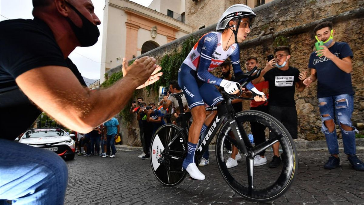 Vincenzo Nibali - Giro d'Italia 2020, stage 1 - Getty Images