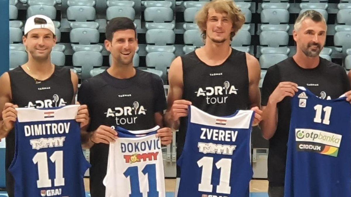 Antrenorul lui Novak Djokovic, testat pozitiv pentru COVID-19