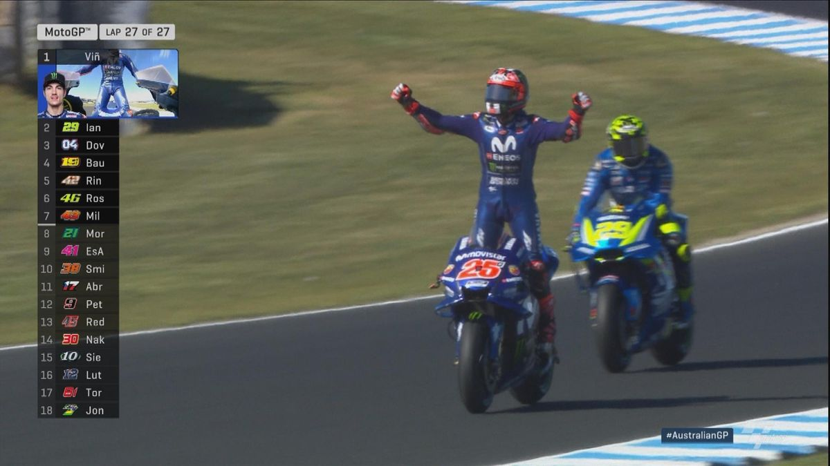 Australian GP - Moto GP - HLTS Race