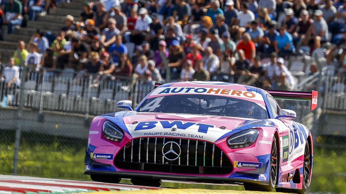 Maximilian Götz gewann das Rennen und die Meisterschaft