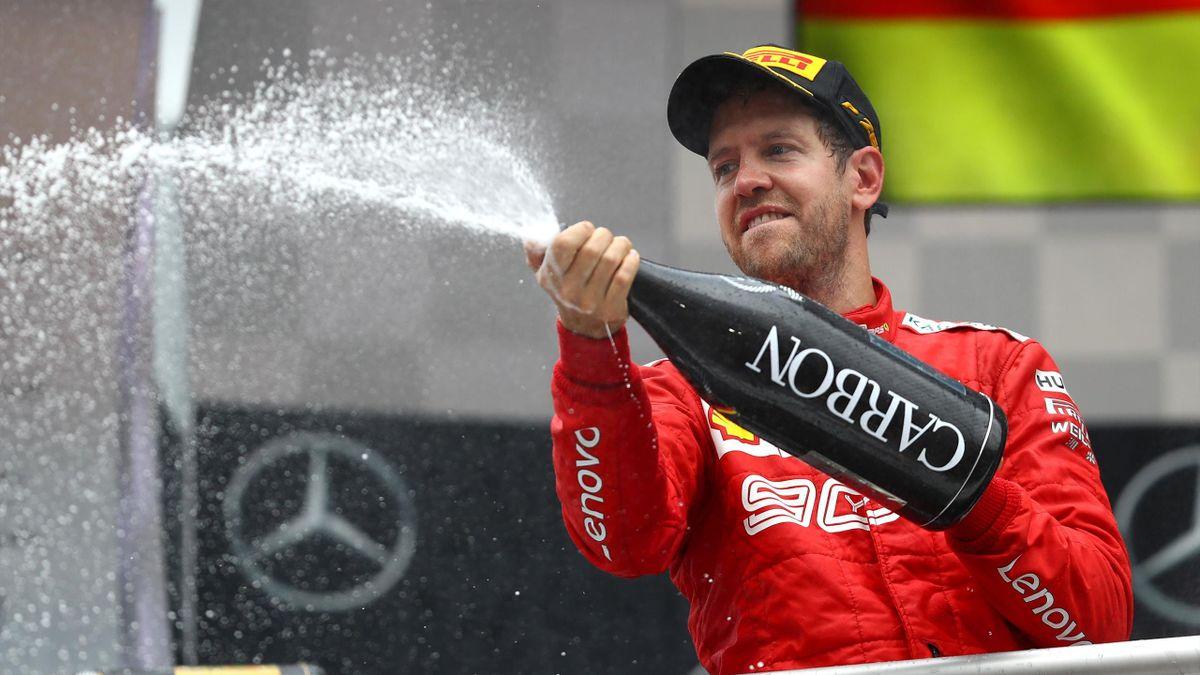 Sebastian Vettel (Ferrari) - GP of Germany 2019