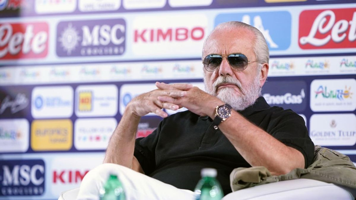 Napoli president Aurelio De Laurentiis tests positive for Coronavirus | GO247BLOG.COM