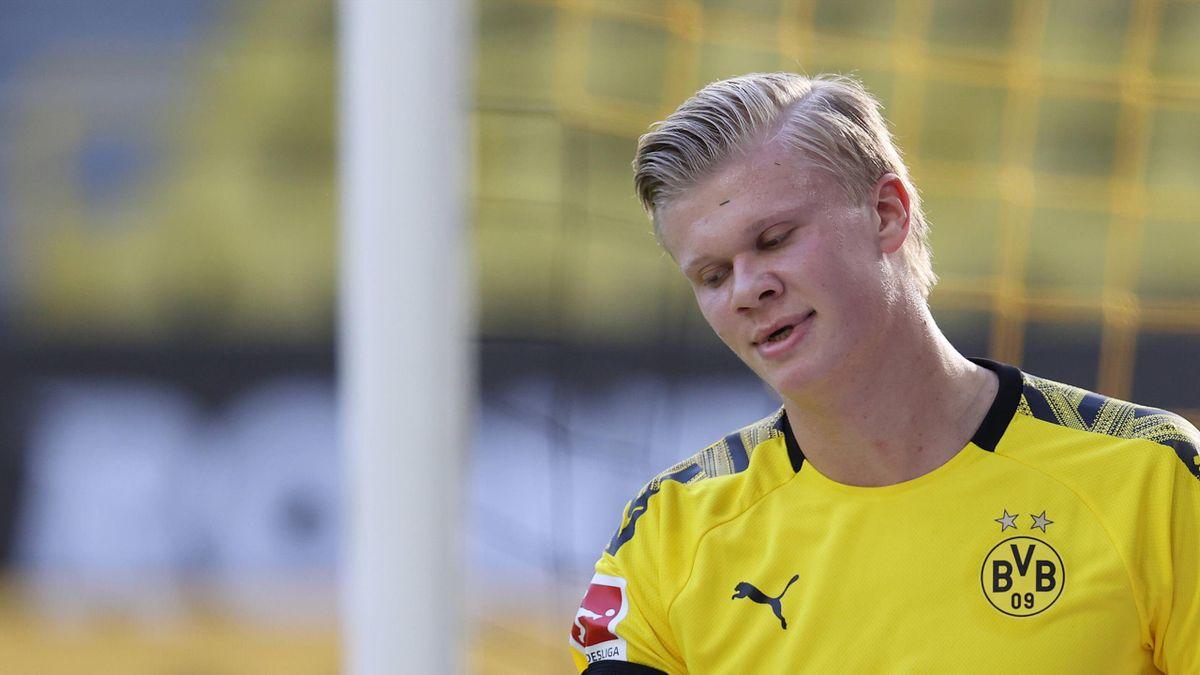 Erling Haaland (Borrusia Dortmund) a fost nominalizat la trifeul Golden Boy