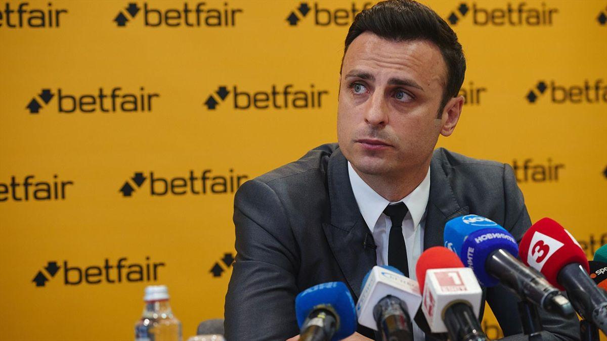 Dimitar Berbatov, cel mai bun marcator din istoria Bulgariei