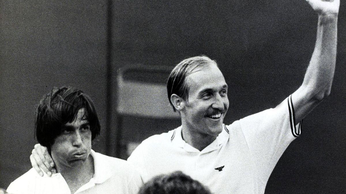Stan Smith & Ilie Năstase