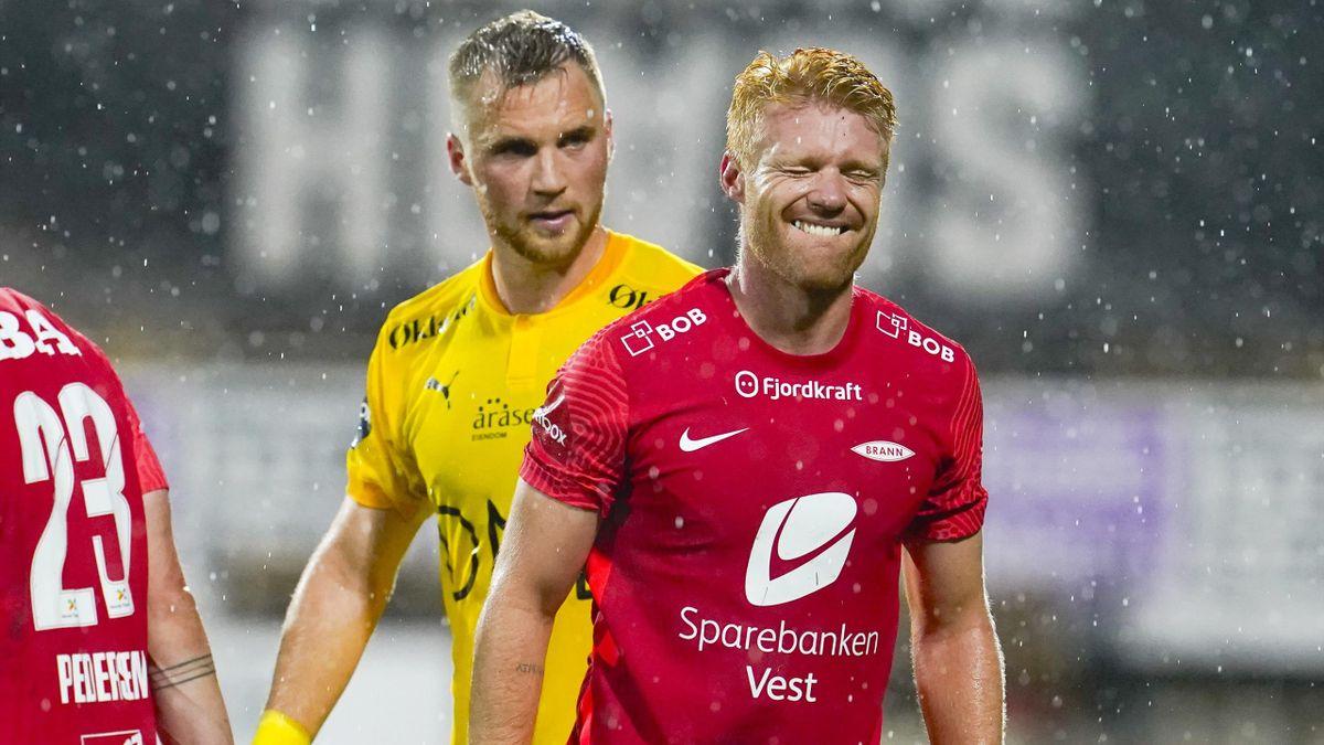 Brann-spiller Sivert Heltne Nilsen