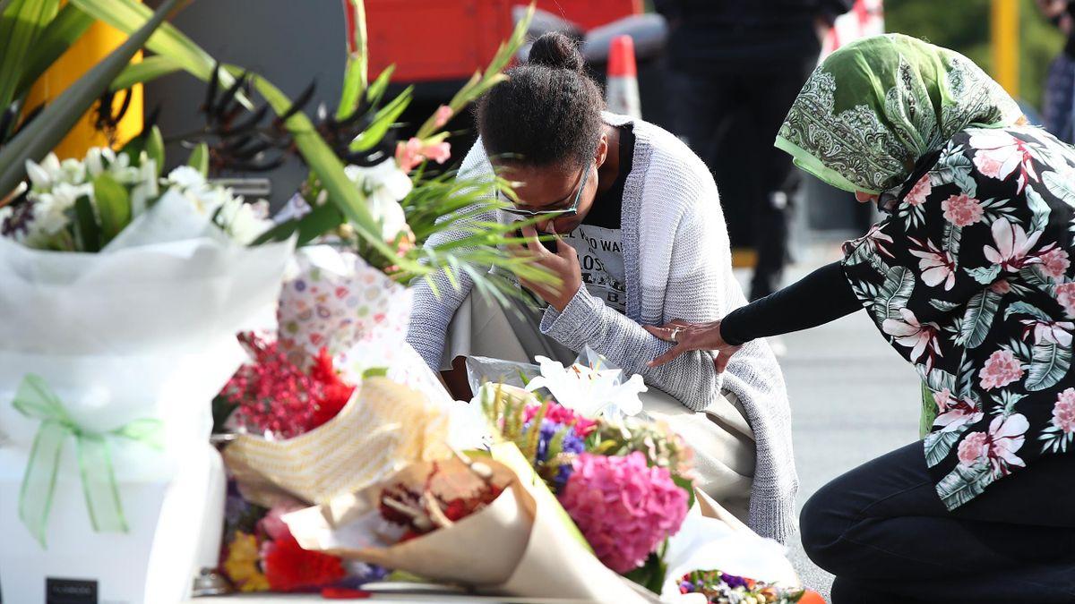 La tristeza tras el atentado de Nueva Zelanda