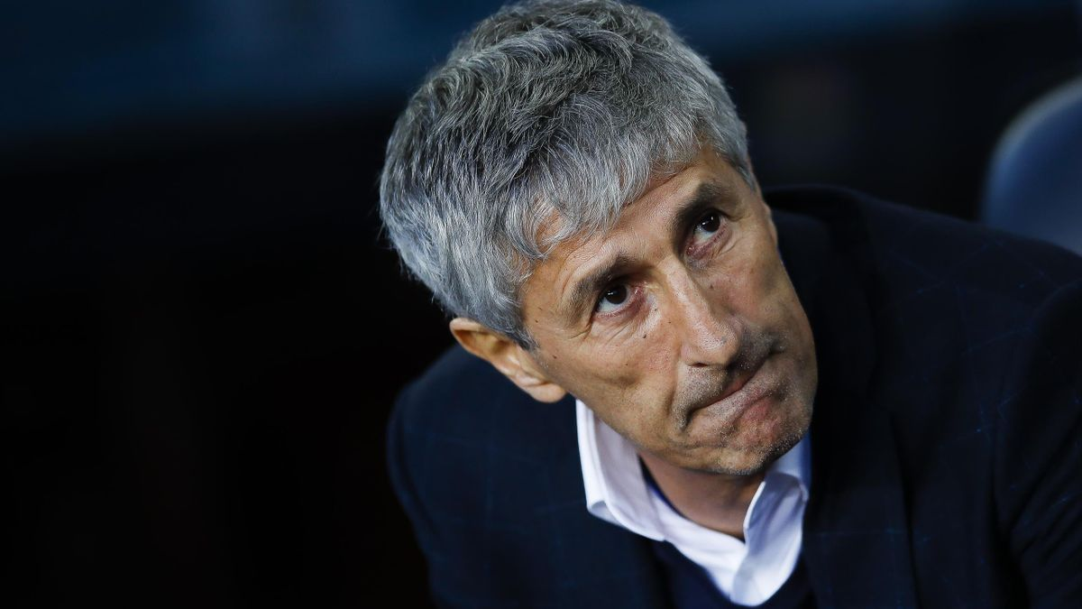 Quique Setien, nemulțumit de noua regulă din fotbalul mondial