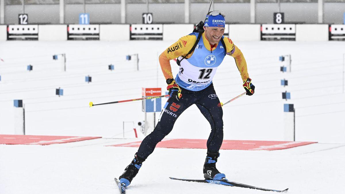 Lesser übte Kritik an Verfolgungsweltmeister Jacquelin