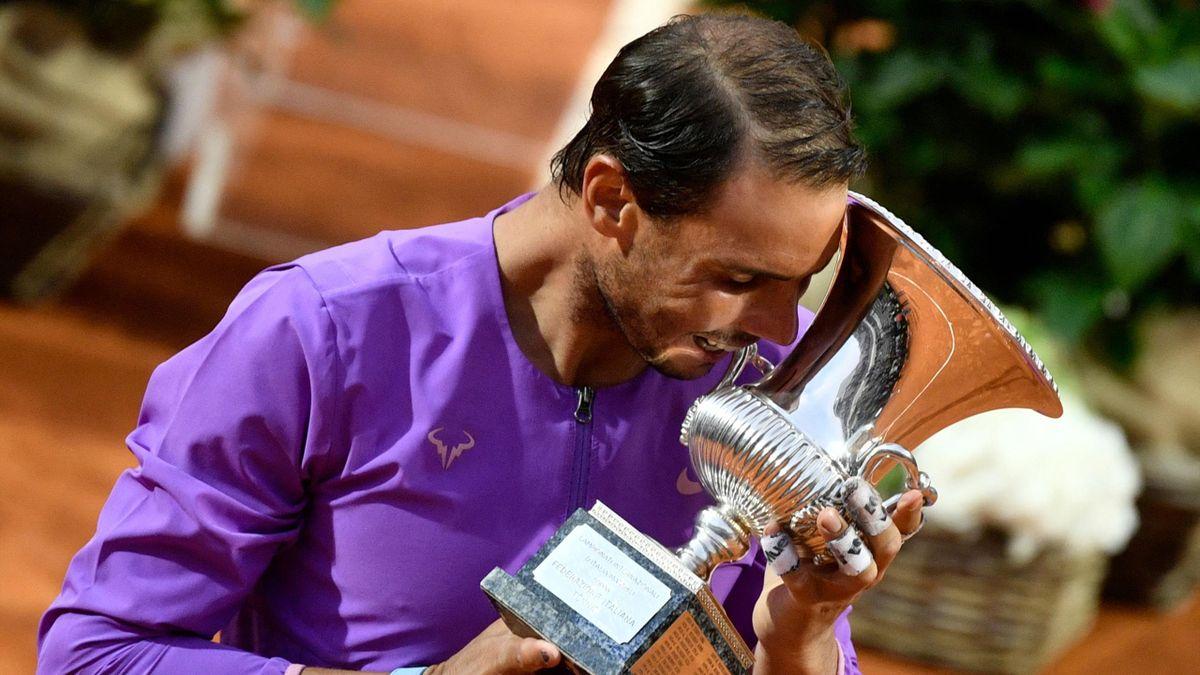 Djokovic-Nadal: Diez veces eterno en Roma