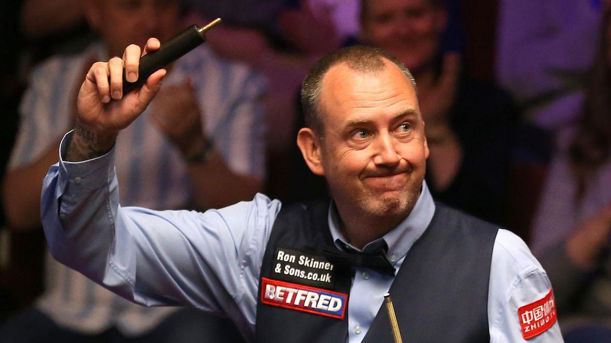 Mark Williams s-a calificat în sferturile Campionatului Mondial de Snooker