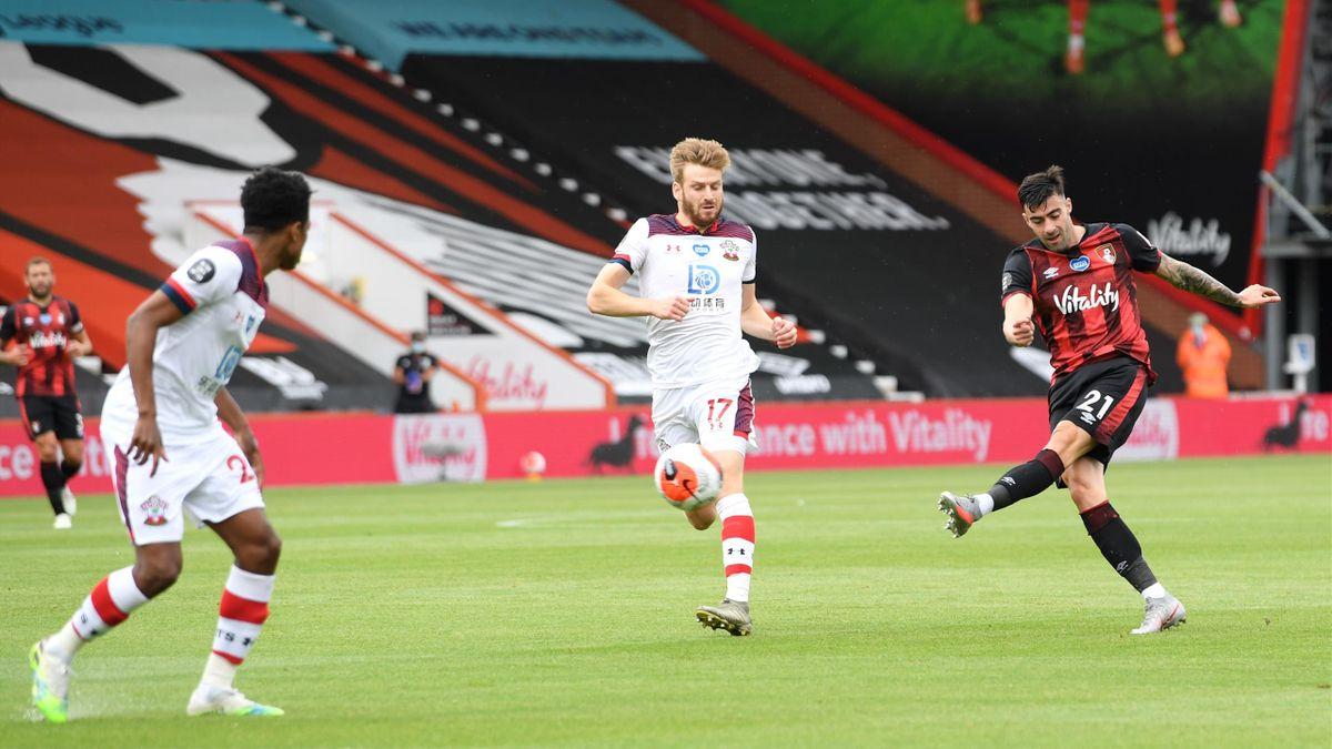 Bournemouth - Southampton 0-2