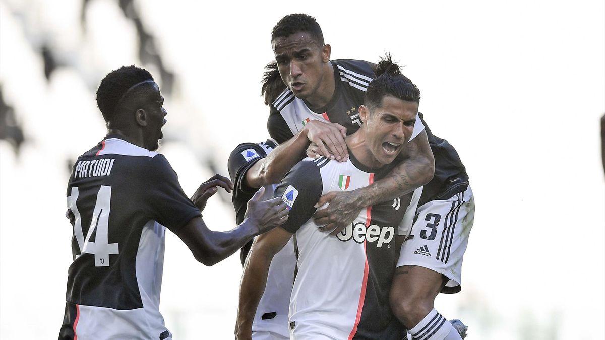 Cristiano Ronaldo - Juventus - Serie A 2019/2020 - Getty Images