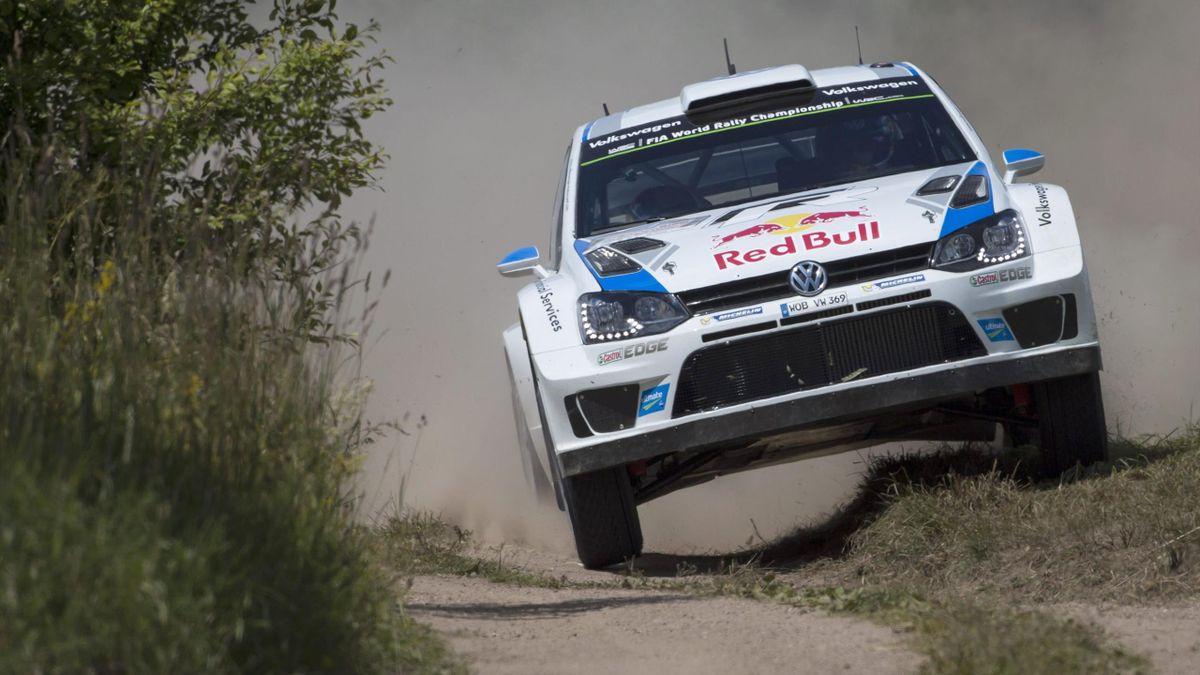 Sébastien Ogier (Volkswagen Polo WRC)