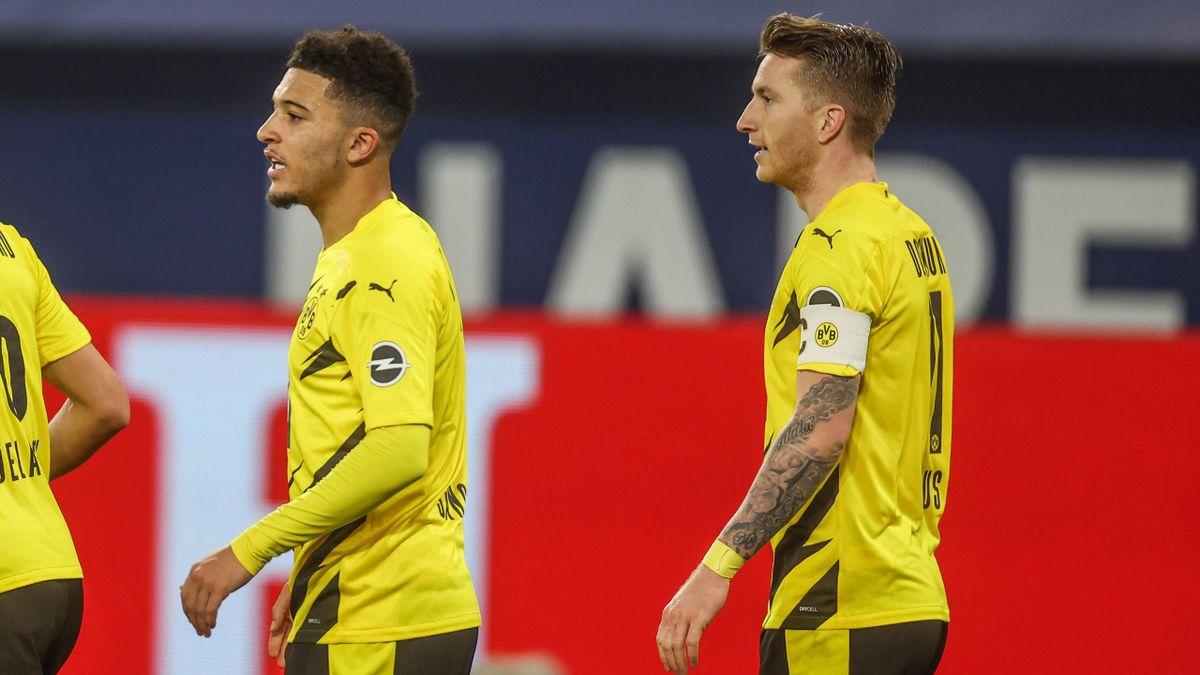 Borussia Dortmund wurde nach einem Corona-Verstoß von der DFL bestraft
