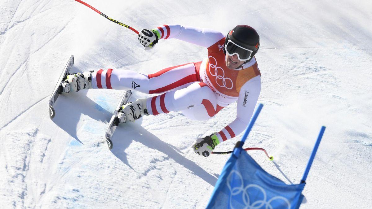 Matthias Mayer of Austria
