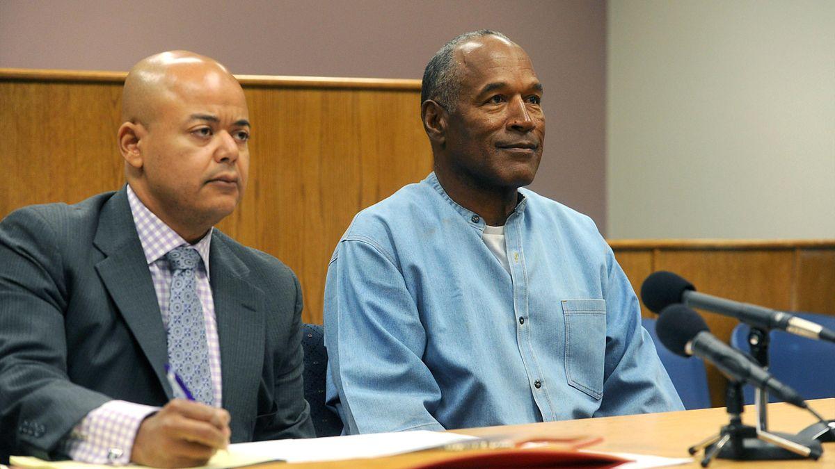 O.J. Simpson is granted parole