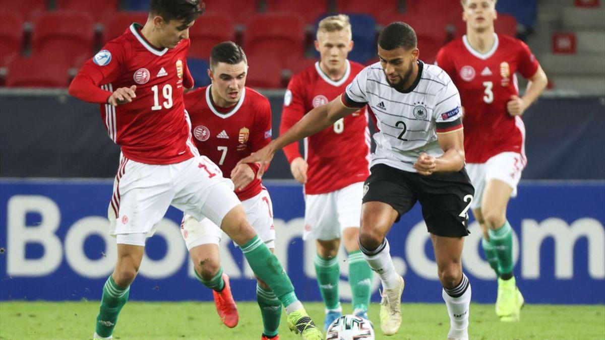 Ungaria U21 - Germania U21 0-3