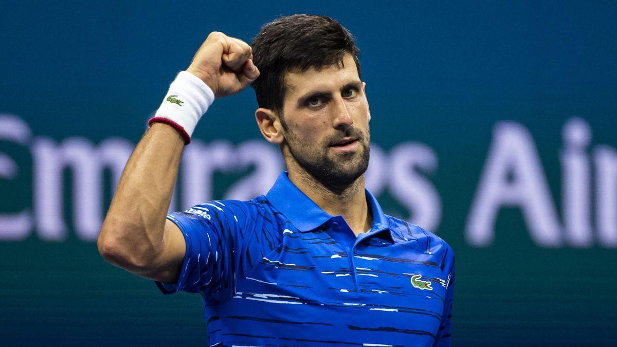 Novak Djokovic peilt den Grand Slam an